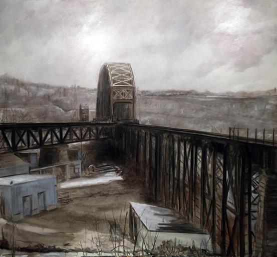 Ohio Connecting Railroad Bridge